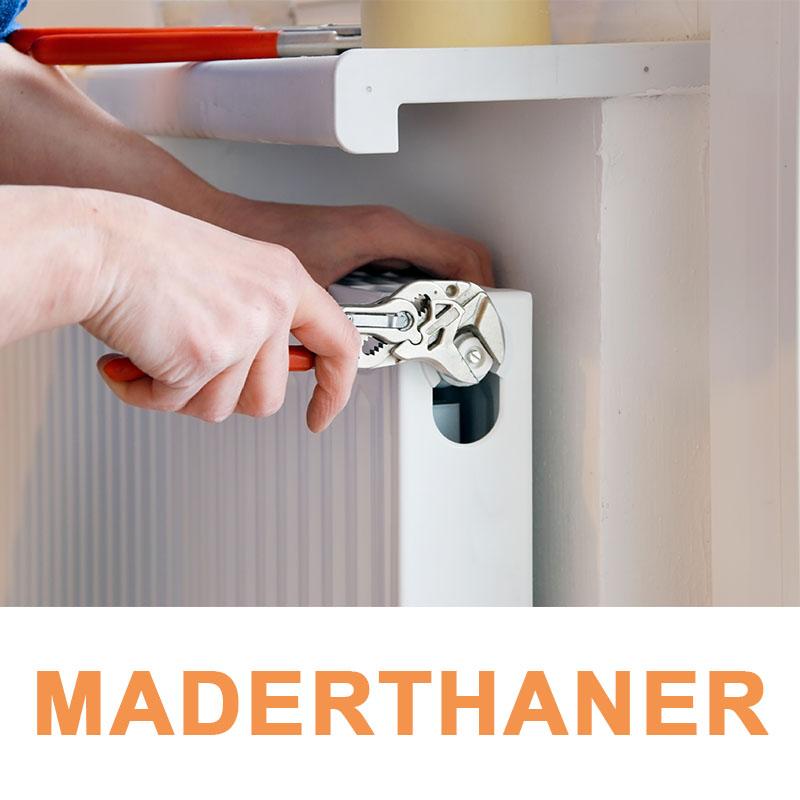 Gas Sanitär Heizung Kundendienst Maderthaner