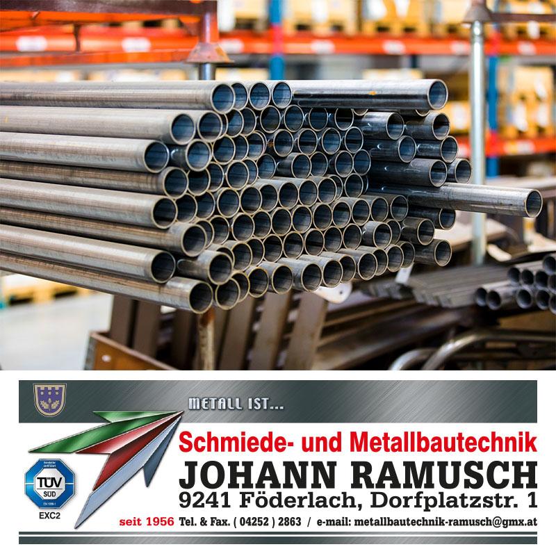 Metallbautechnik – Ramusch
